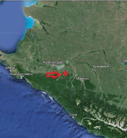 Экспедиции к выпаривателям родниковой воды - Страница 22 Bikmuxametova_40_adygeya