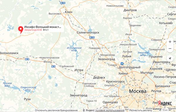 Экспедиции к выпаривателям родниковой воды - Страница 19 Iosifo-volotsky_monastyr_karta