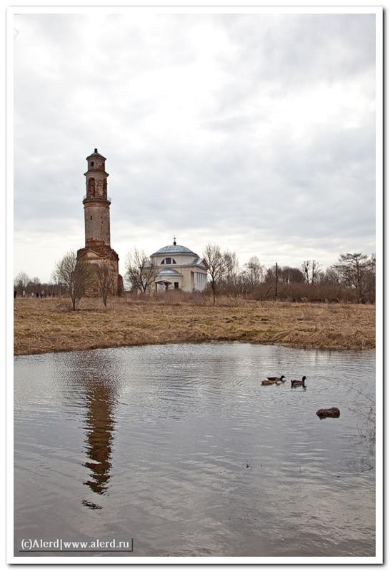 Экспедиции к выпаривателям родниковой воды - Страница 15 Mayak_v_stepiax_novotorzhka_voda