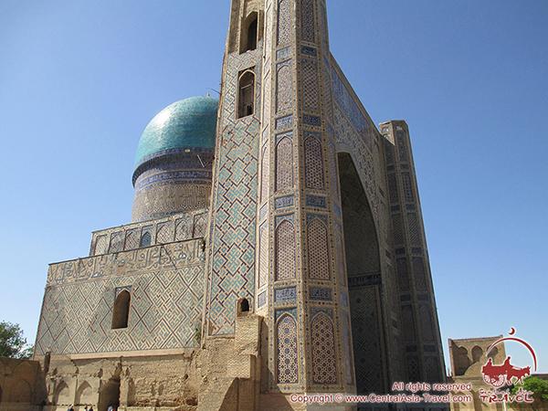 Экспедиции к выпаривателям родниковой воды - Страница 15 Samarkand_600