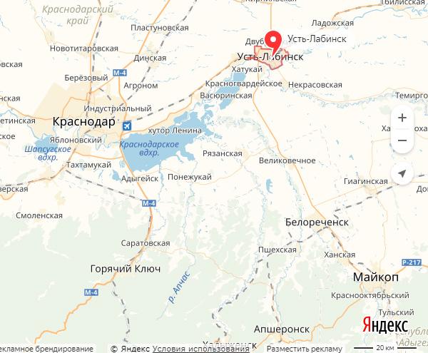 Экспедиции к выпаривателям родниковой воды - Страница 17 Ust-labinsk_karta
