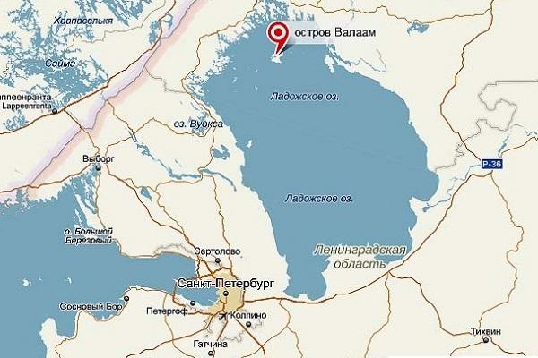 Экспедиции к выпаривателям родниковой воды - Страница 17 Valaam_karta