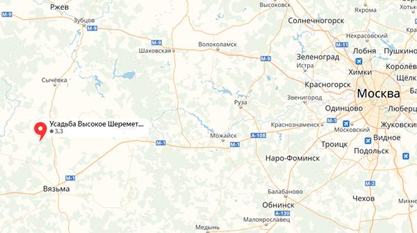 Экспедиции к выпаривателям родниковой воды - Страница 18 Vysokoe_smolenskoy_karta1
